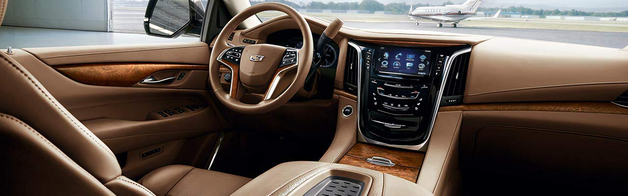 2016 Cadillac Escalade Full Interior Jpg