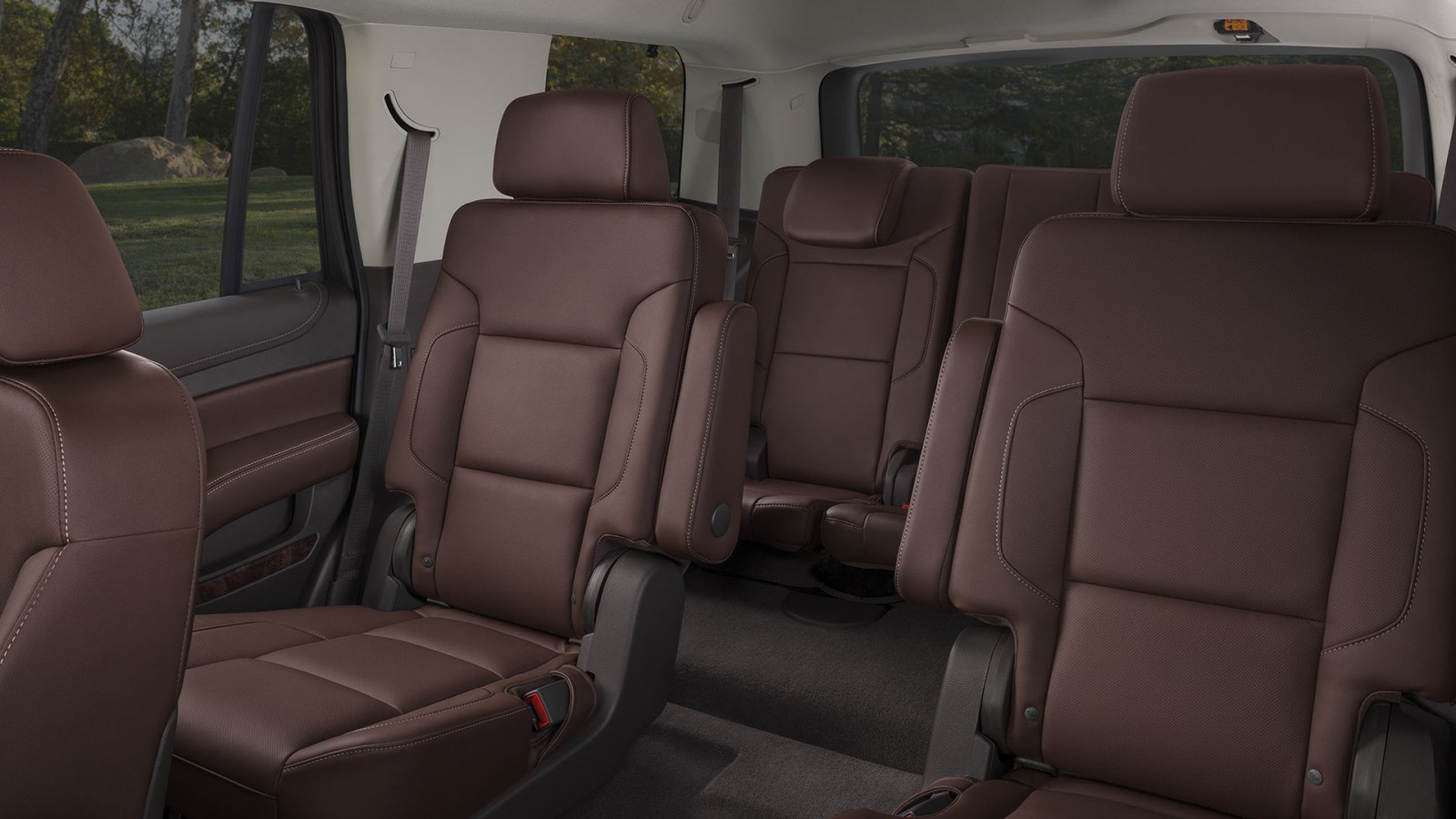 2016 Chevrolet Tahoe Interior Seating