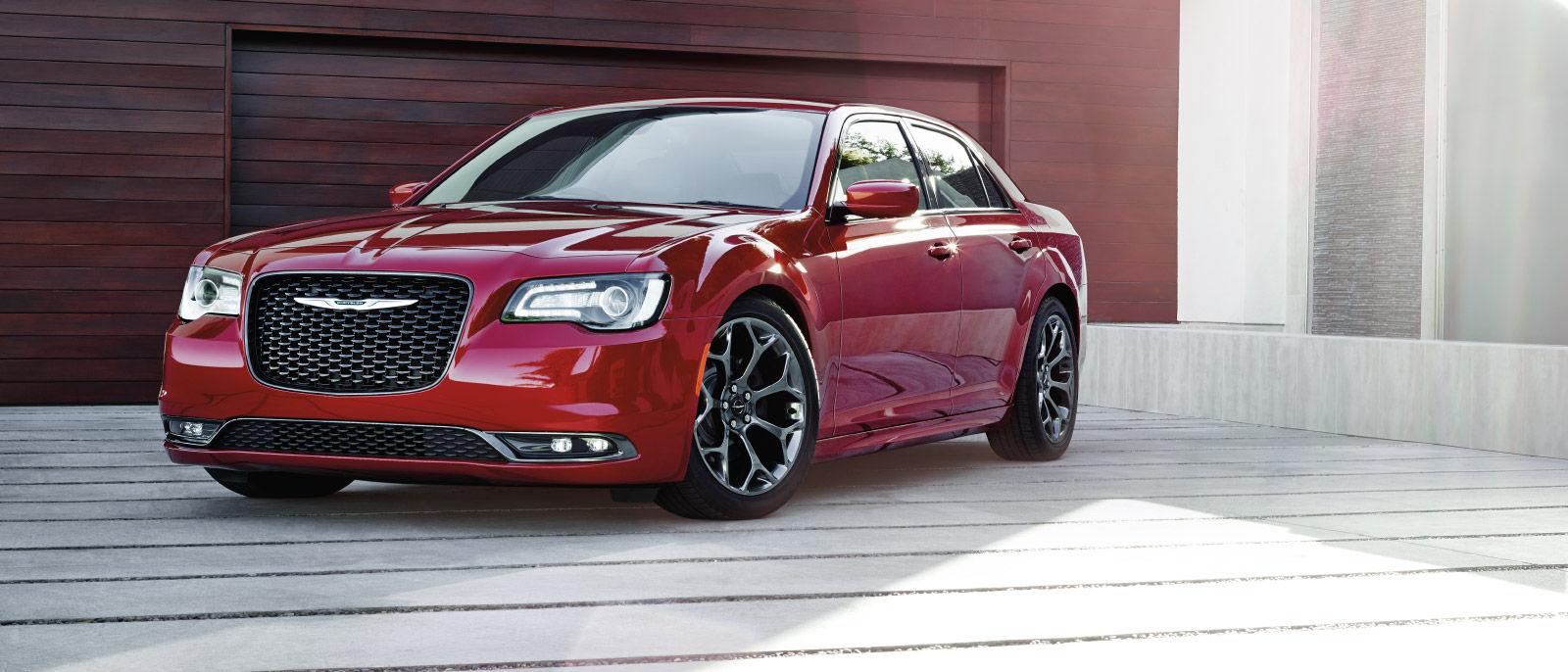 2016 Chrysler 300 Exterior