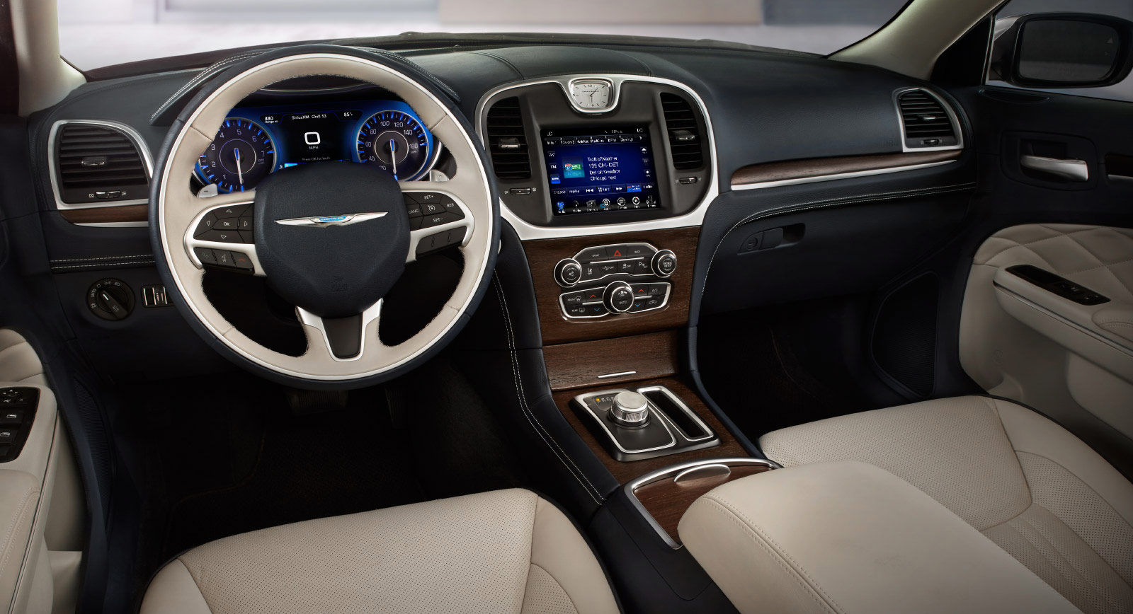 2016 Chrysler 300 Interior