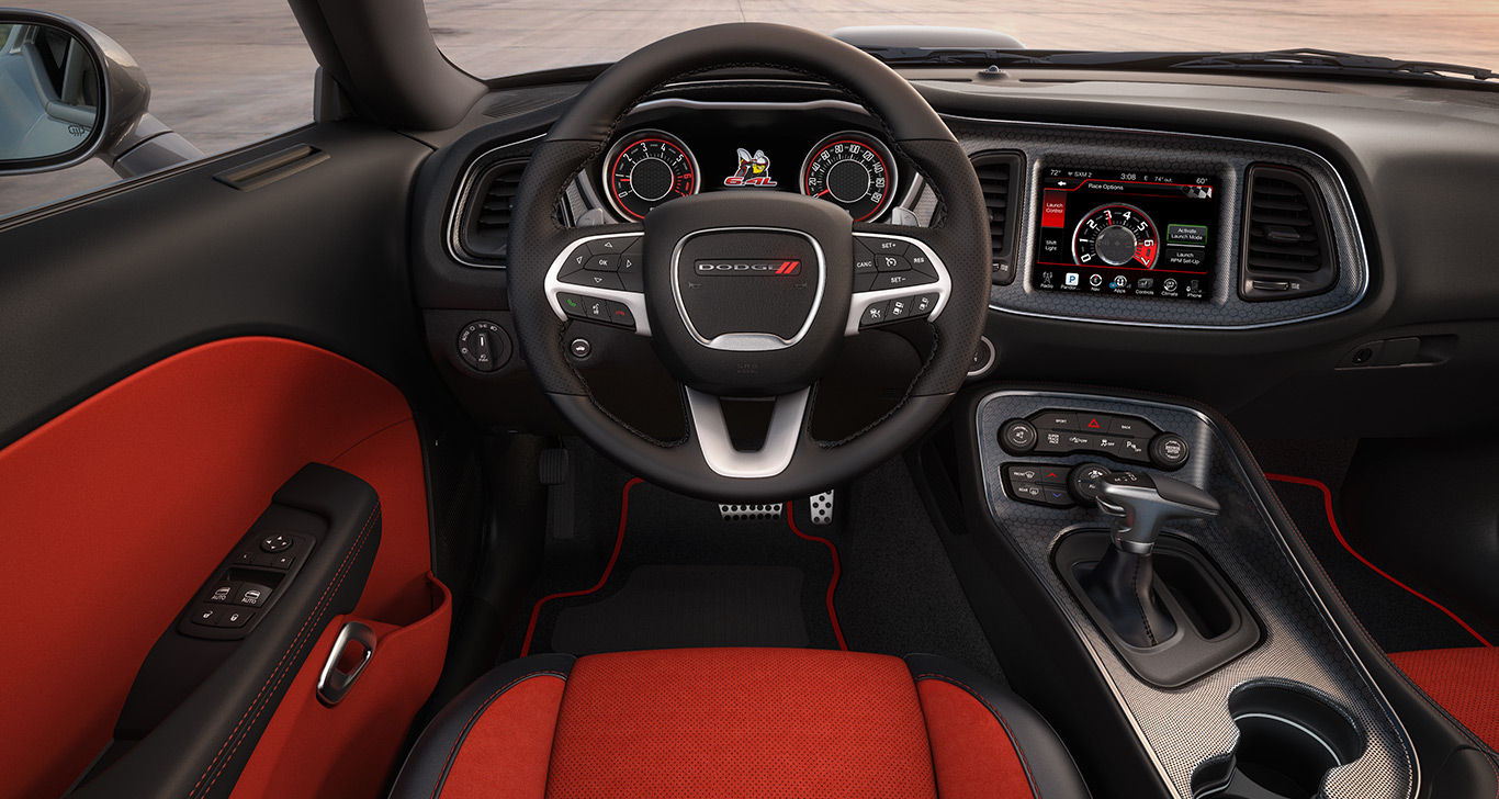 Marvelous 2016 Dodge Challenger Interior