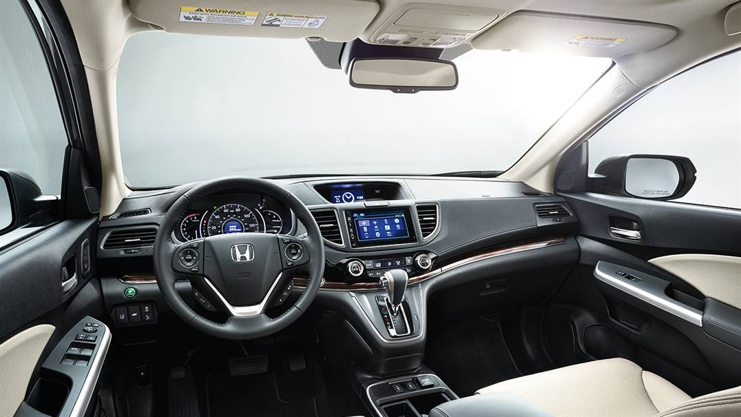 2016 Honda CR-V Leather Interior