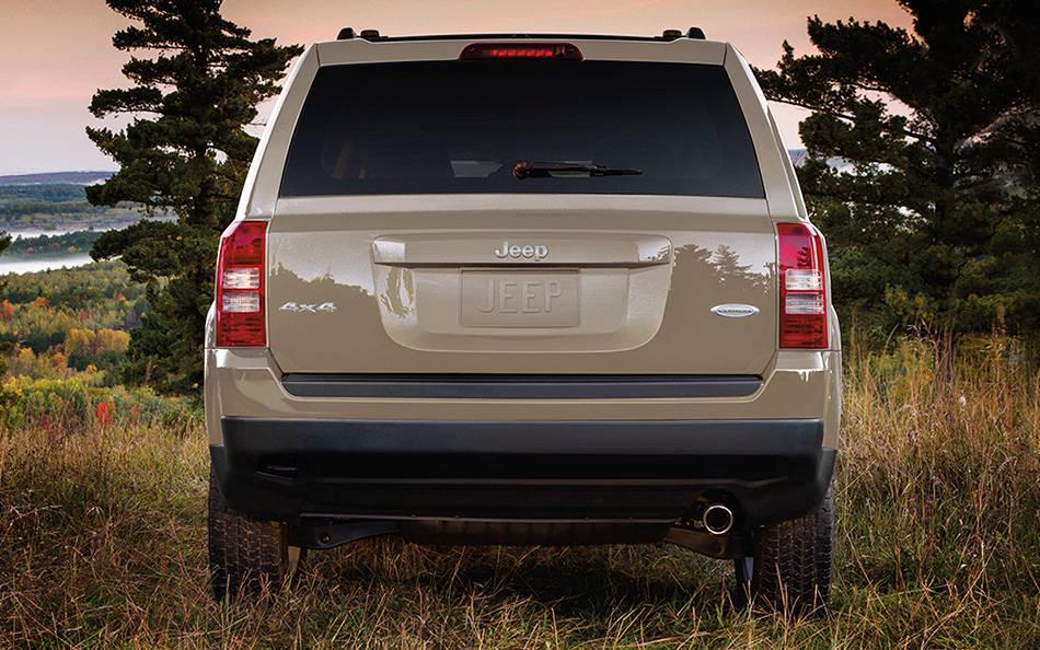 2016 Jeep Patriot Victory Motors Of Craig Hayden Co