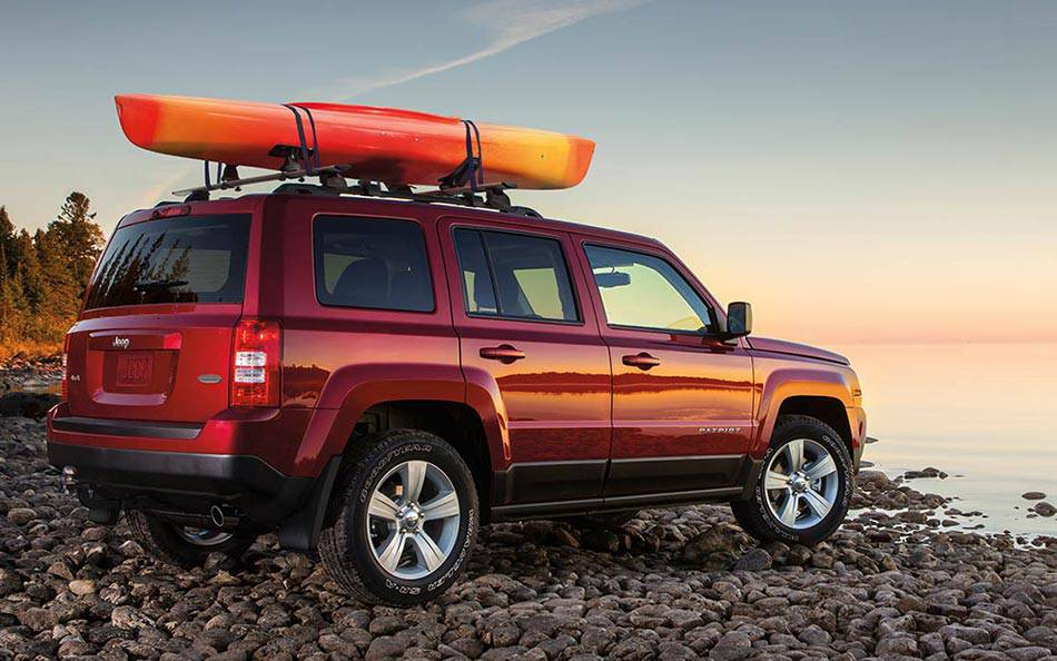 Superior Dodge Conway >> 2016 Jeep Patriot | Superior Dodge Chrysler | Conway, AR