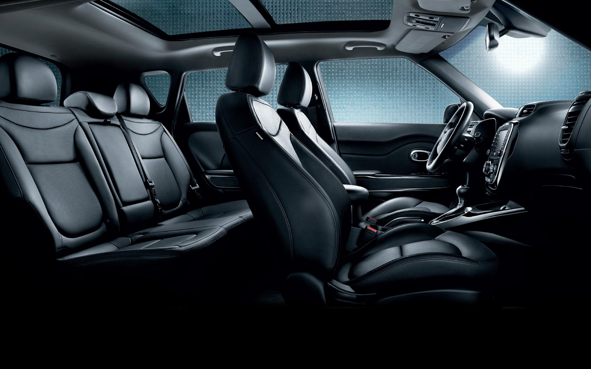 2016 Kia Soul Full Interior