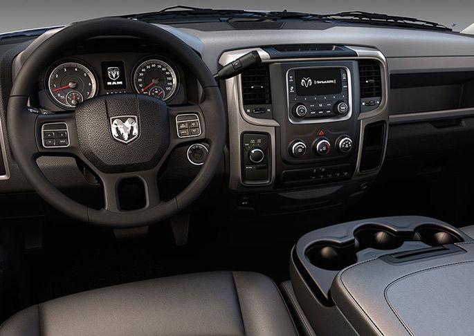 2016 Ram 3500 Chassis Interior