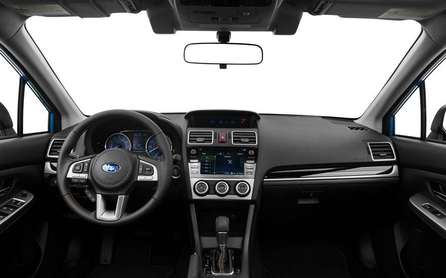 2016 Subaru Crosstrek Interior Full View