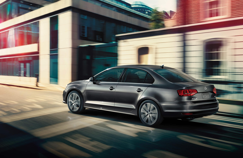 2016 Volkswagen Jetta Rear Dark Gray Exterior Jpeg