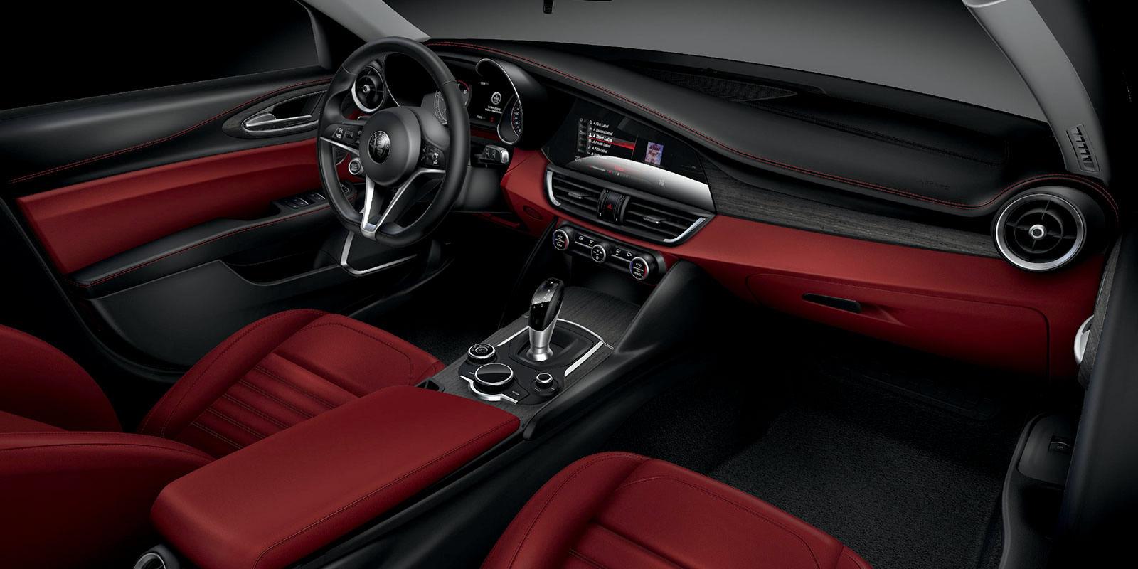 Alfa romeo quadrifoglio lease 16