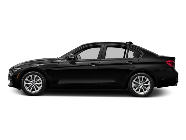 2017 BMW 320i xDrive Exterior Side Black