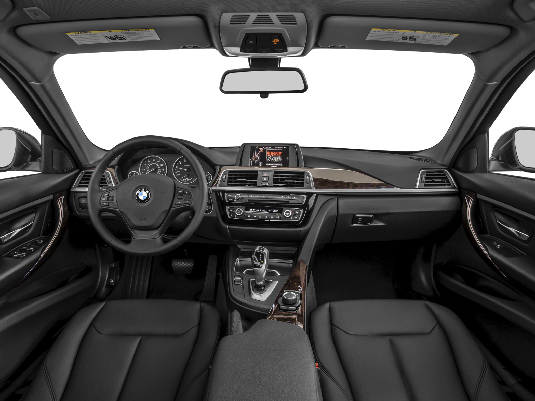 2017 BMW 320i xDrive Interior Dash