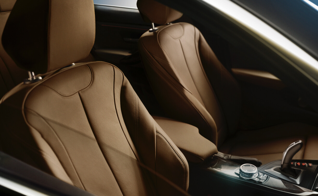 2017 BMW 430i Interior Seating