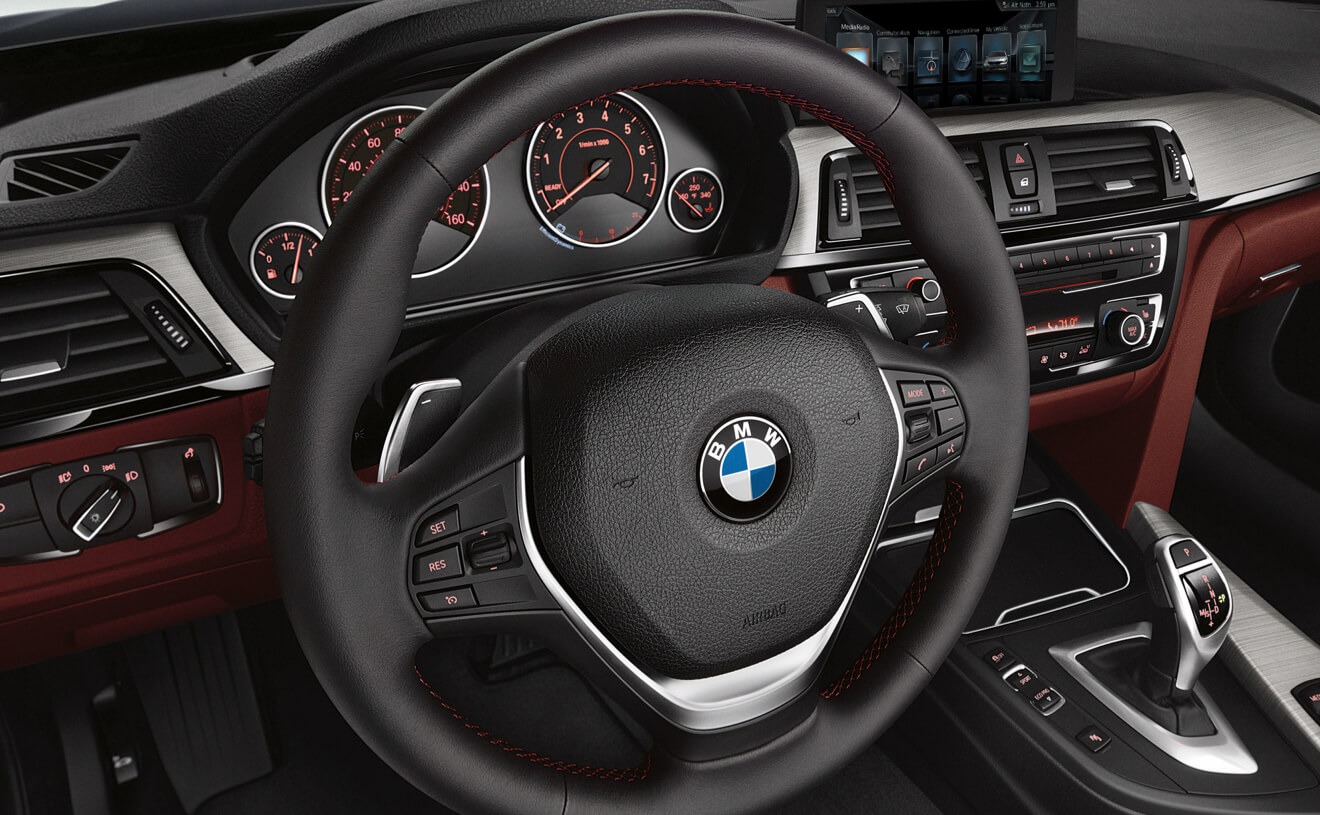 2017 BMW 440i Interior Dashboard