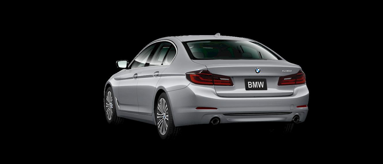 2017 bmw 530i new century bmw monterey park ca 2017 bmw 530i sedan silver rear exterior sciox Choice Image