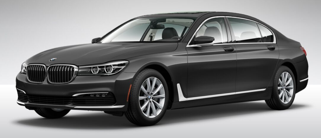 2017 Bmw 7 Series 740i New Century Pasadena Ca