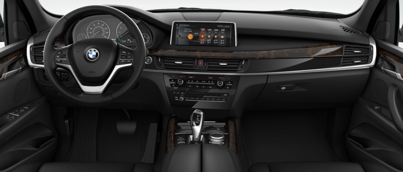 2017 BMW X5 XDrive 35i Interior Front