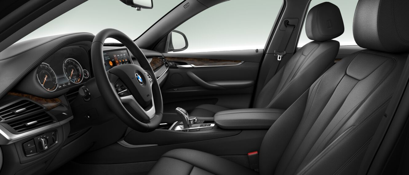 2016 Bmw X6 Xdrive35i Interior Side