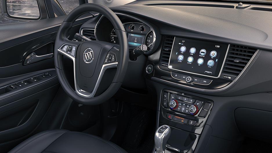 2017 Buick Encore Dashboard Interior Jpg
