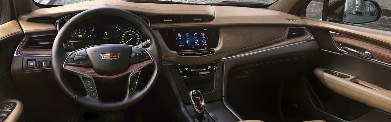 2017 Cadillac Xt5 Front Interior Jpg