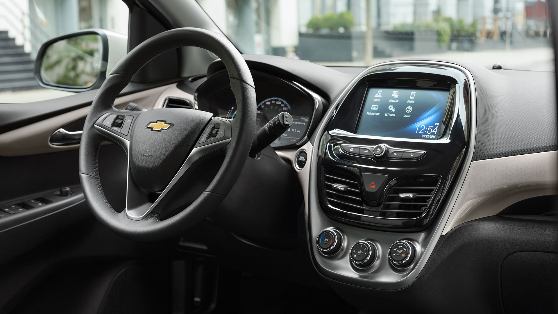 2017 Chevrolet Spark Seating Interior