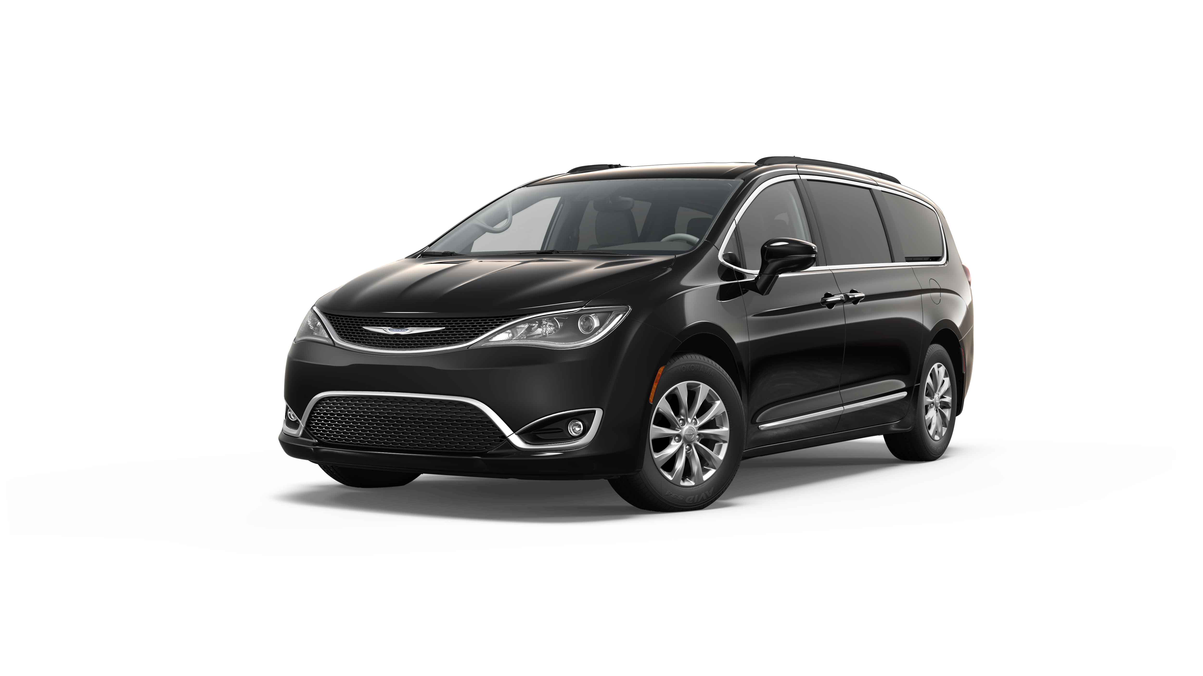 2017 Chrysler Pacifica Touring L Exterior Black