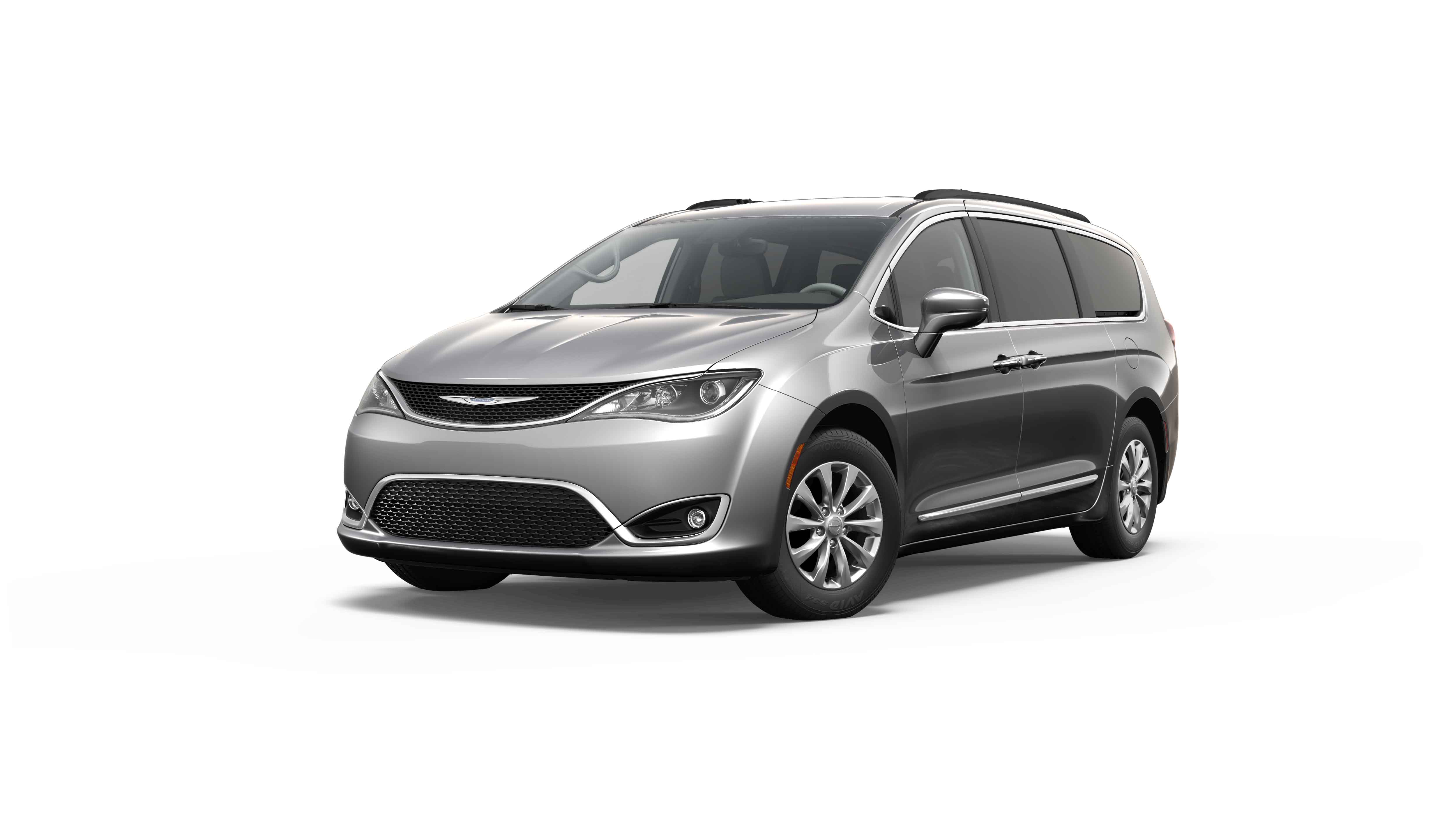 2017 Chrysler Pacifica Touring L Exterior