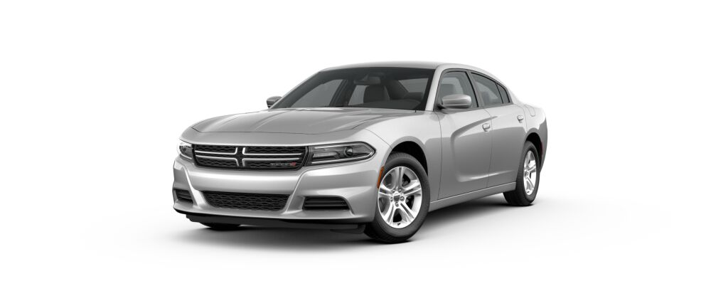 2017 Dodge Charger SE Front Silver Exterior