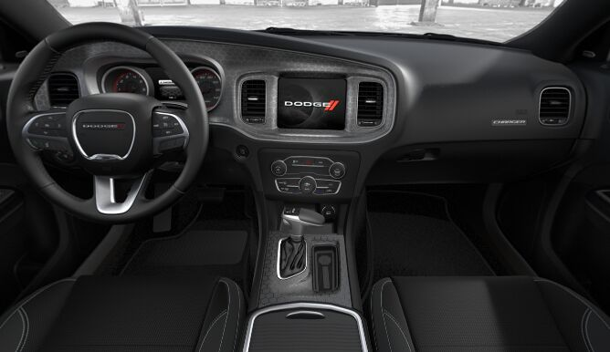 2017 Dodge Charger SXT Interior