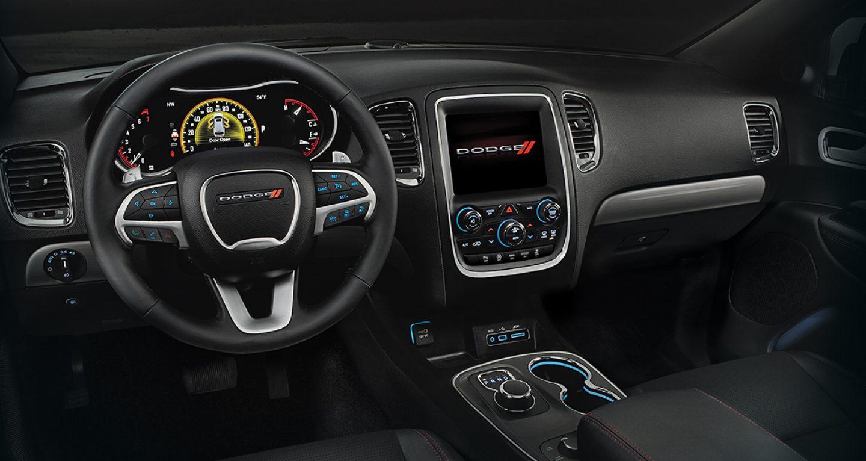 Dodge Durango Rt Interior