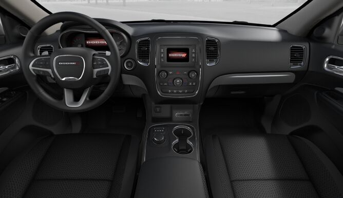 2017 dodge durango sxt elder chrysler dodge athens tx - Dodge durango 2017 interior pictures ...