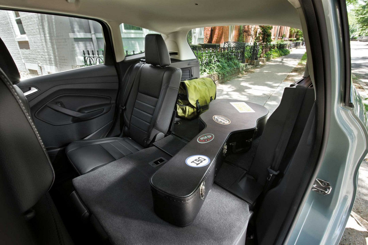2017 Ford C Max Fold Down Interior Jpeg