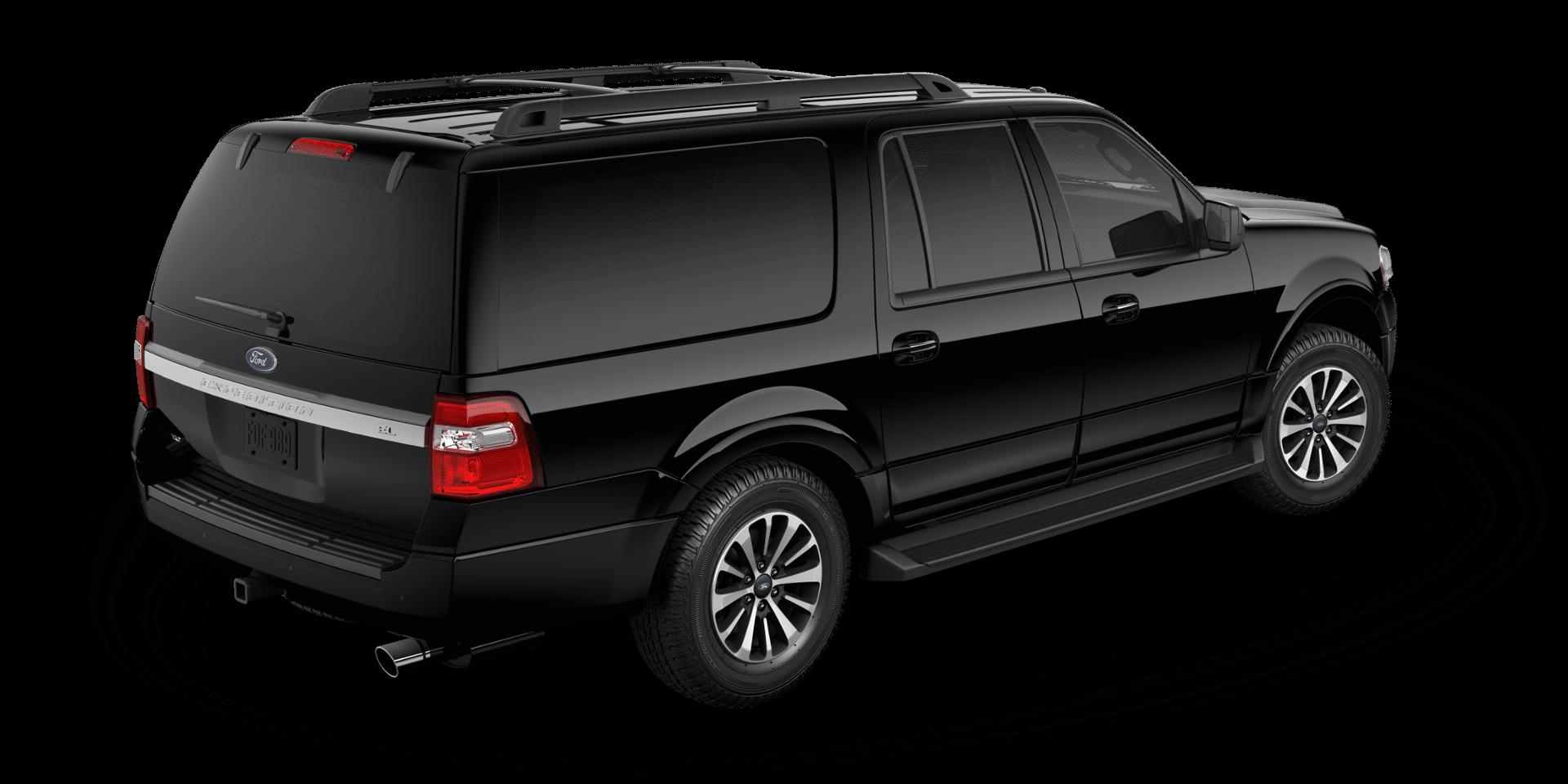 Ford Expedition El Exterior Rear Black