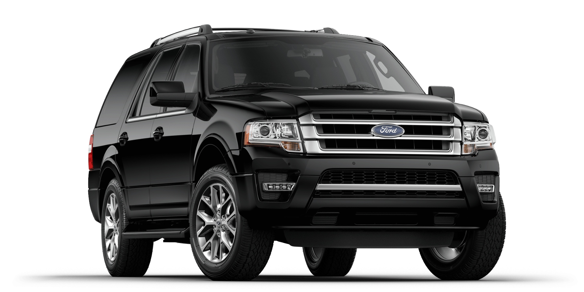 2017 ford expedition limited black front exterior png