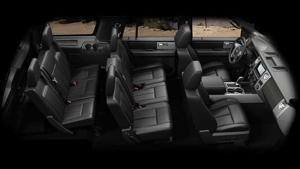 2017 Ford Expedition Interior