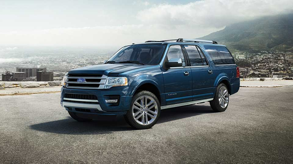 2017 Ford Expedition Side Exterior