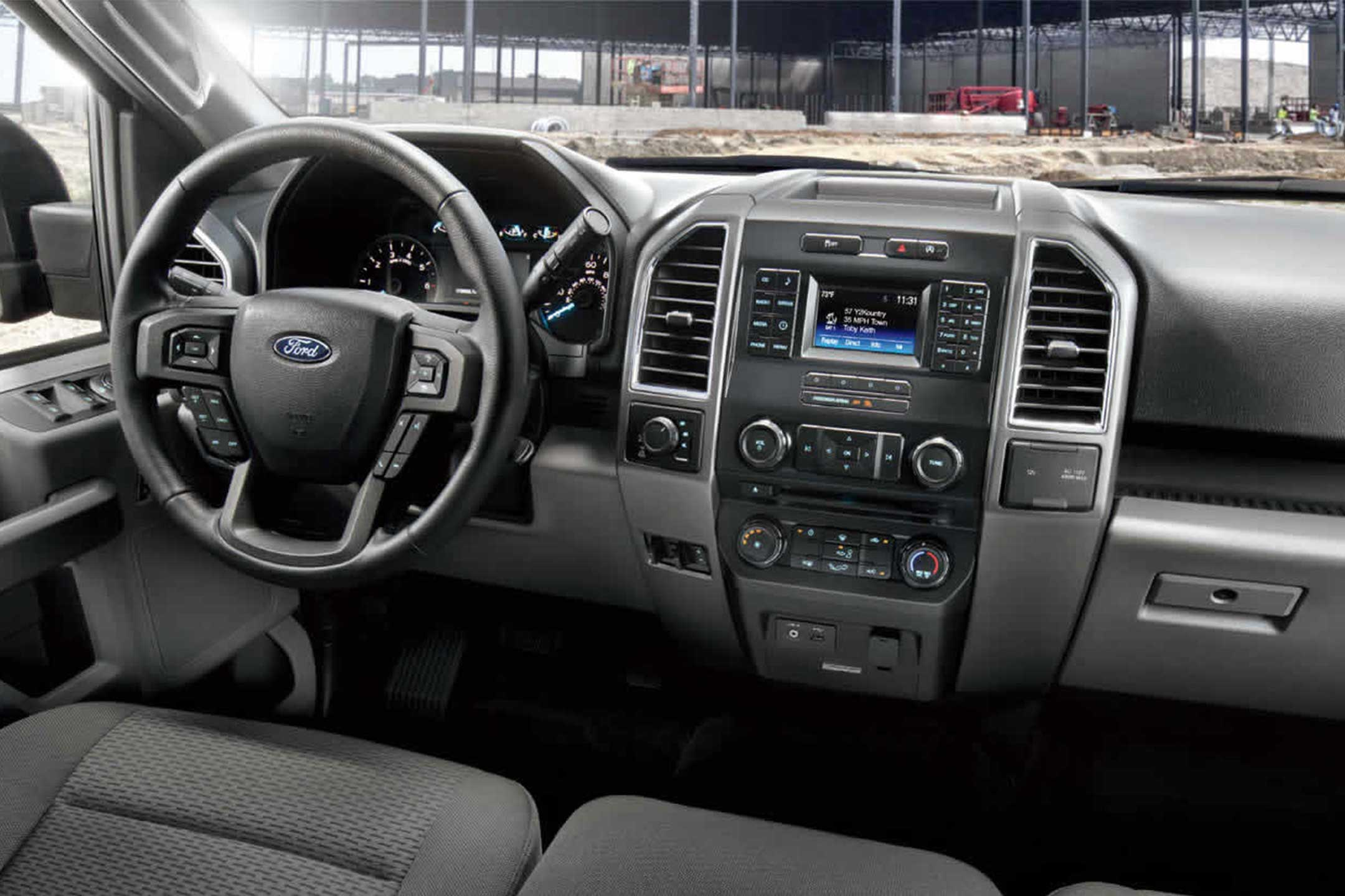 2017 Ford F 150 Xlt Sunset Ford St Louis Mo