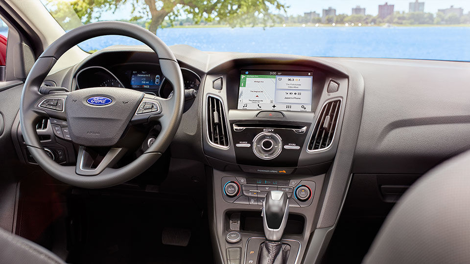 2017 Ford Focus Interior Dash