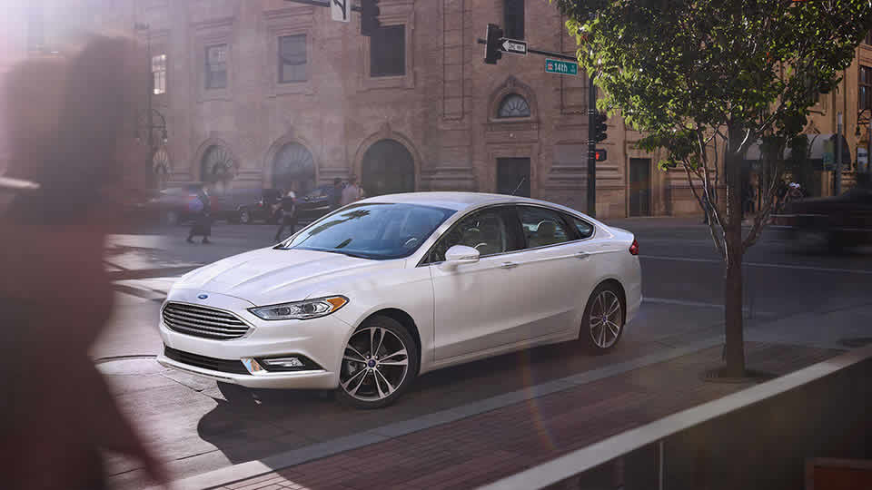 2017 Ford Fusion Hybrid | Sunset Ford | St. Louis, MO