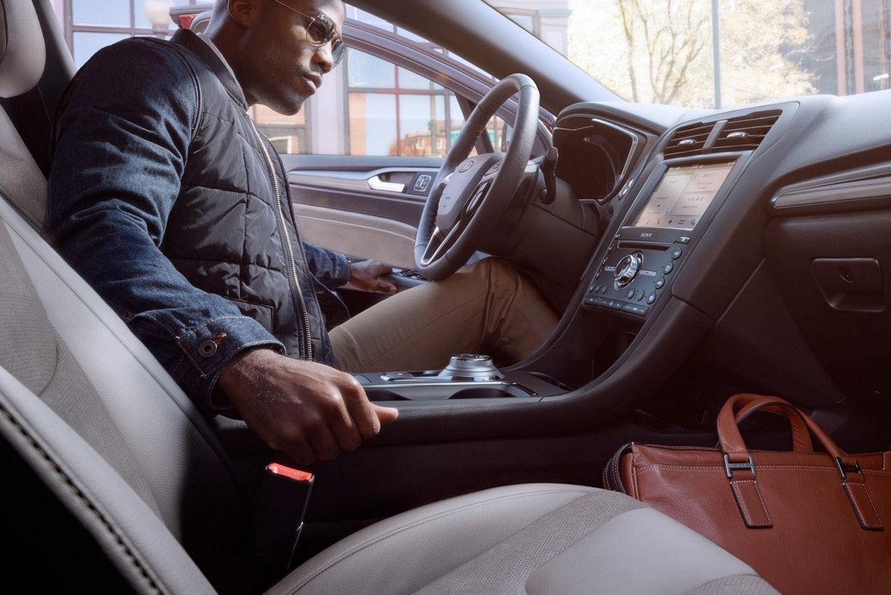 2017 Ford Fusion S Interior Dashboard Jpeg
