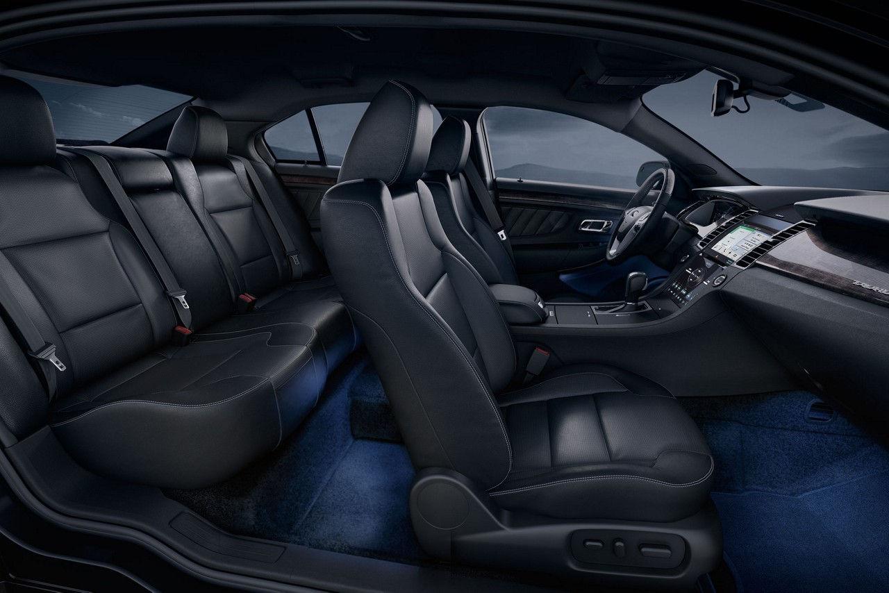 2017 Ford Taurus Se Interior Seats Jpeg