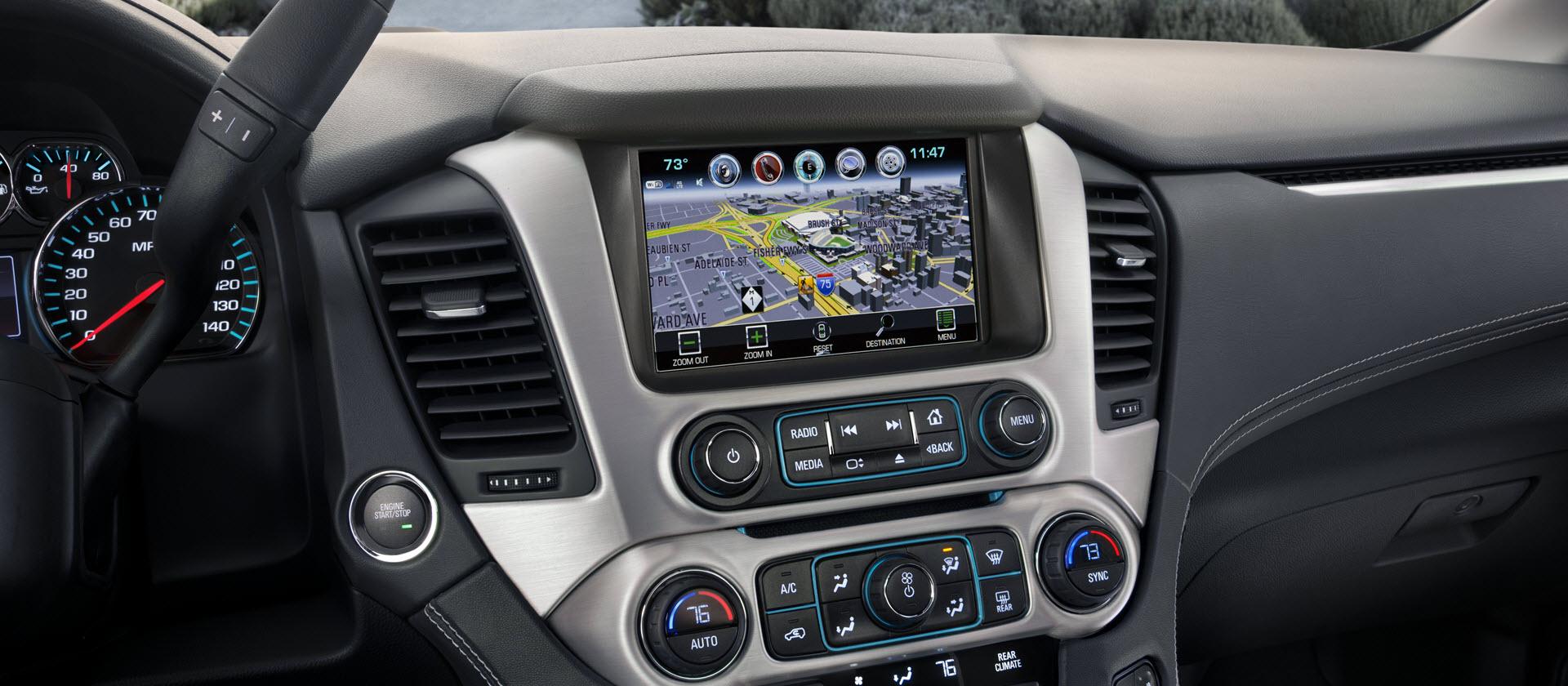 2017 GMC Yukon Denali Interior Dashboard ...