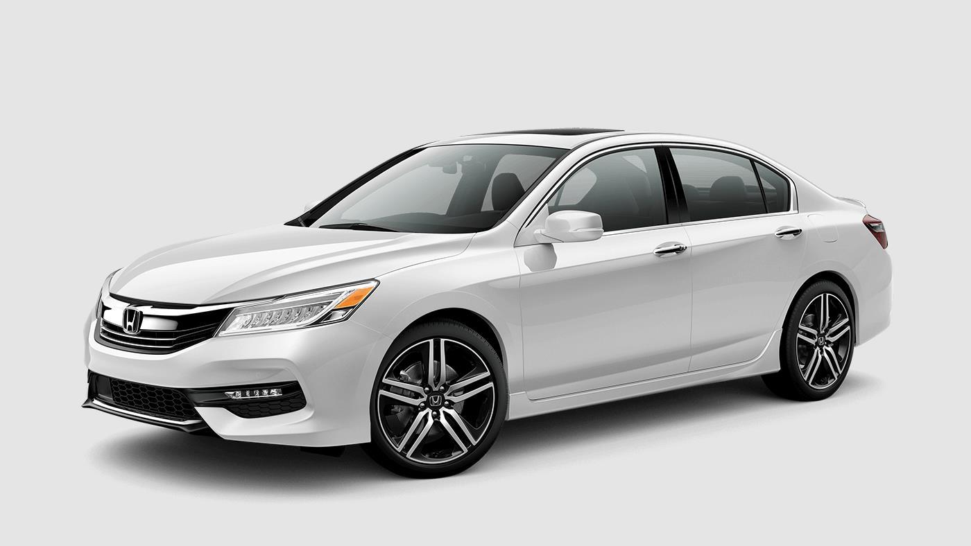2017 Honda Accord Touring Front Exterior
