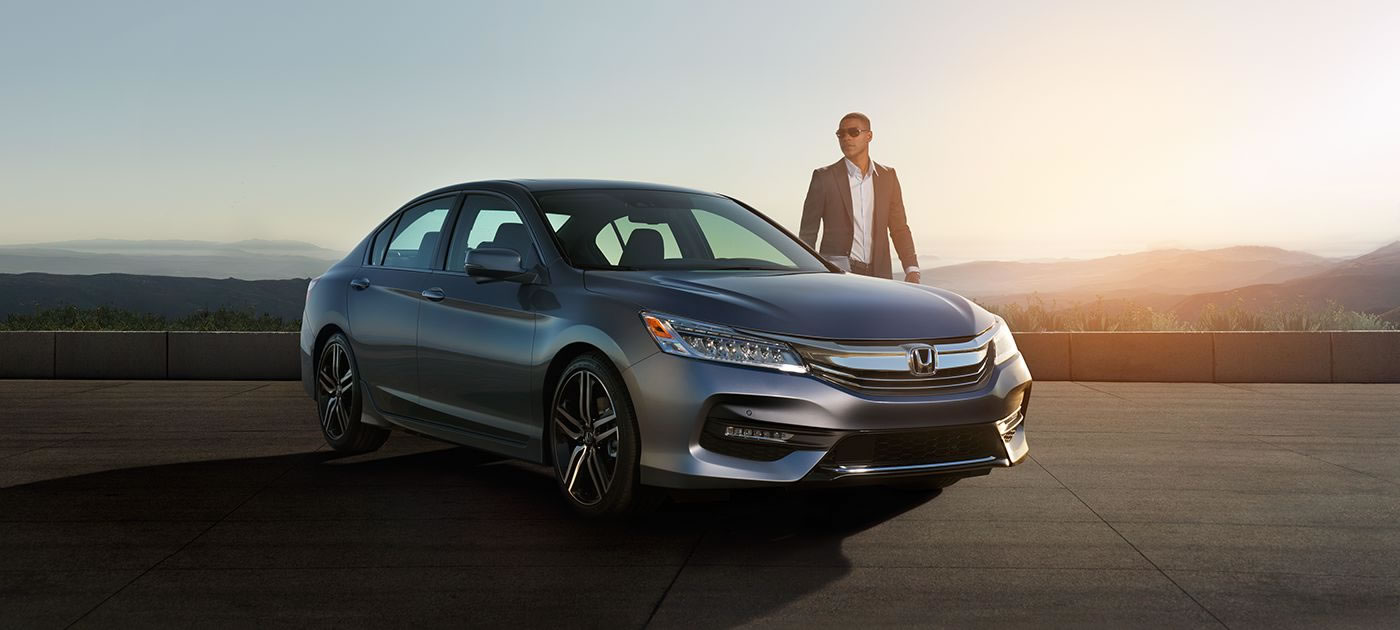 2017 Honda Accord Grey Exterior