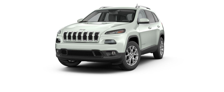 2017 Jeep Cherokee Latitude   White\'s Chrysler  Urbana, OH