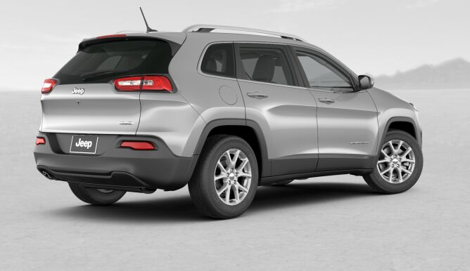 2017 Jeep Cherokee Latitude Tempe Chrysler Jeep Dodge