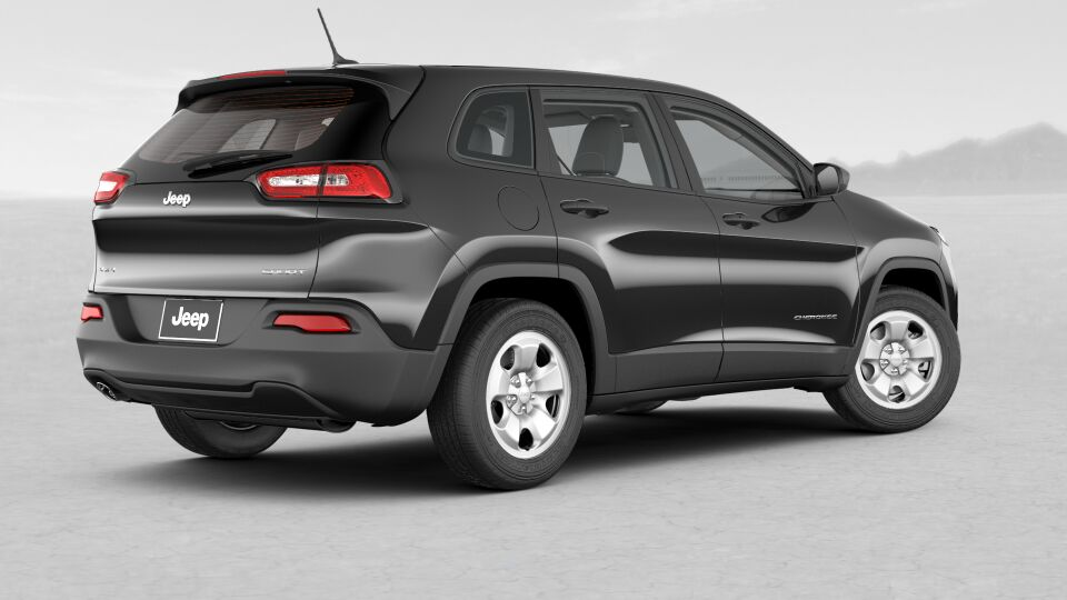 Mid Size Suv >> 2017 Jeep Cherokee Sport 4x4 | Hanlees Chrysler Jeep | Napa