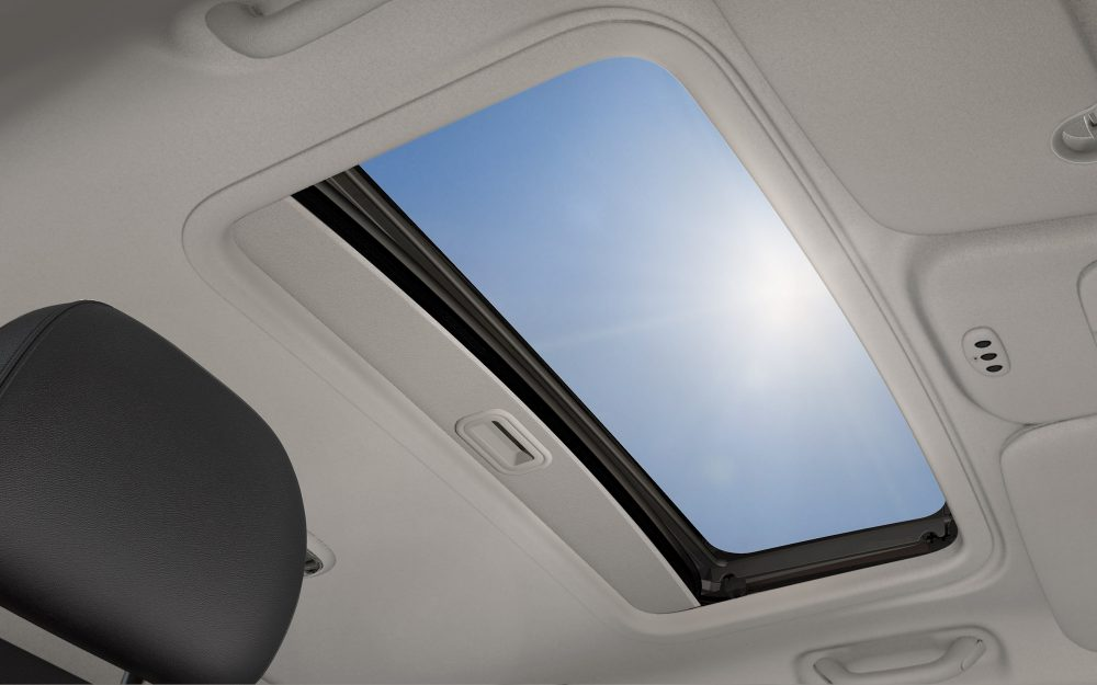 2017 Jeep Compass Interior Sunroof