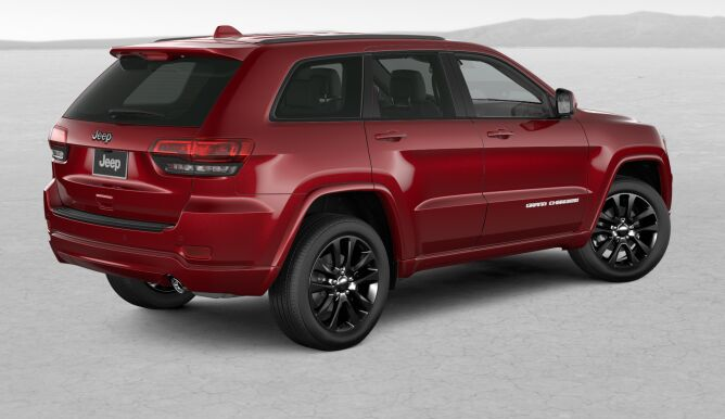 2017 jeep grand cherokee altitude rainbow covington la. Black Bedroom Furniture Sets. Home Design Ideas