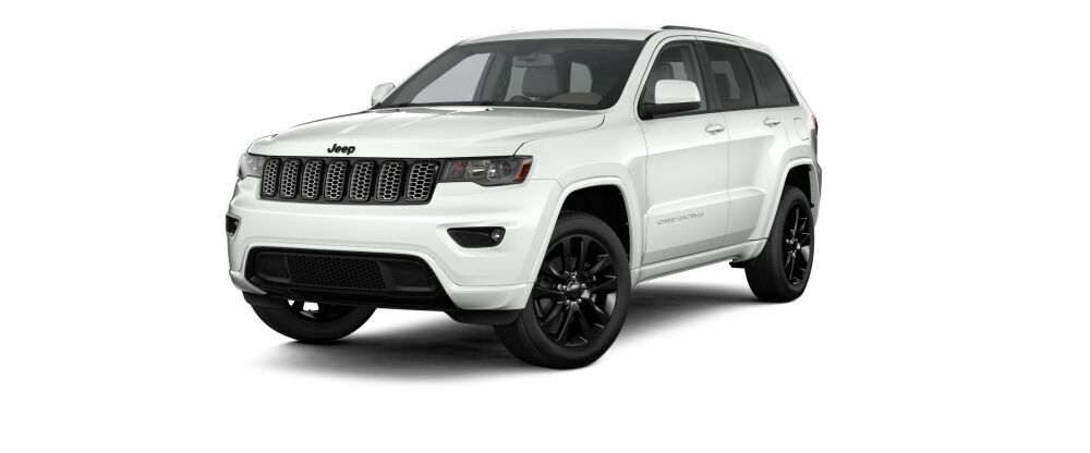 Jeep Grand Cherokee White 2017 >> 2017 Jeep Grand Cherokee Altitude Rainbow Covington La