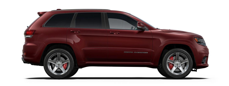 2017 jeep grand cherokee srt rocky top chrysler jeep dodge kodak tn. Black Bedroom Furniture Sets. Home Design Ideas